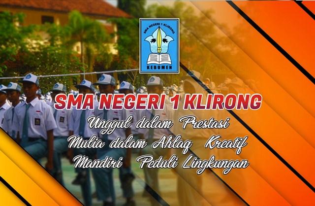 SMA N 1 KLIRONG SLIDE 1